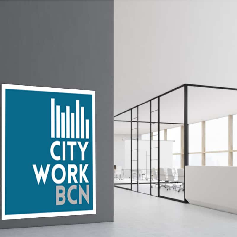 City Work Bcn diseño web